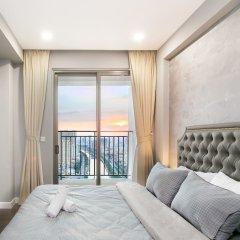 Апартаменты Henry Studio Luxury 2BR SWPool 17th комната для гостей фото 2