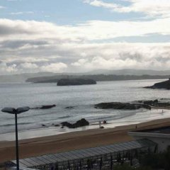 Отель Hoyuela Испания, Сантандер - отзывы, цены и фото номеров - забронировать отель Hoyuela онлайн пляж фото 2