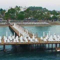 Отель Side Mare Resort & Spa Сиде приотельная территория