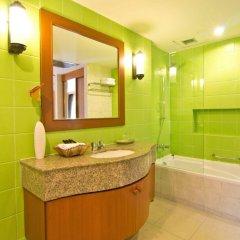 Отель Green Park Resort Таиланд, Паттайя - - забронировать отель Green Park Resort, цены и фото номеров ванная