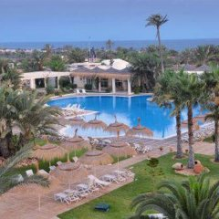 Отель ONE Resort Djerba Golf & Spa Тунис, Мидун - отзывы, цены и фото номеров - забронировать отель ONE Resort Djerba Golf & Spa онлайн балкон