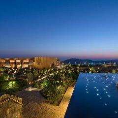 Отель Anantara Al Jabal Al Akhdar Resort Оман, Низва - отзывы, цены и фото номеров - забронировать отель Anantara Al Jabal Al Akhdar Resort онлайн бассейн