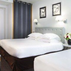 Отель Albe Saint Michel Париж комната для гостей фото 4