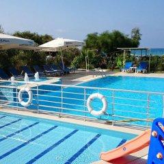 Hotel Grün Сиде бассейн фото 3