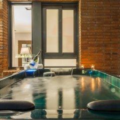 Отель Aparthotel Mariano Cubi Barcelona Испания, Барселона - 4 отзыва об отеле, цены и фото номеров - забронировать отель Aparthotel Mariano Cubi Barcelona онлайн бассейн