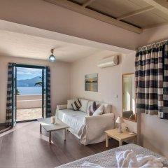 Отель Aegean Blue Villa комната для гостей фото 3
