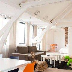 Апартаменты Apartments Smartflats Saint-Géry Garden Flats Брюссель питание