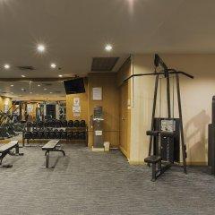 Отель Bliston Suwan Park View фитнесс-зал