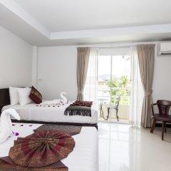 Отель Silver Resortel комната для гостей фото 20