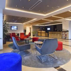 Отель Holiday Inn Express Istanbul Altunizade интерьер отеля фото 3