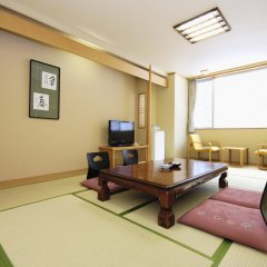 Отель Choyo Resort Камикава комната для гостей