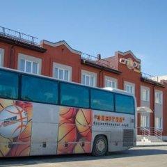 Мини-Отель Спорт House городской автобус