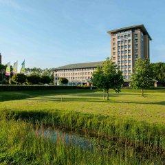 Отель Courtyard by Marriott Amsterdam Airport Нидерланды, Хофддорп - отзывы, цены и фото номеров - забронировать отель Courtyard by Marriott Amsterdam Airport онлайн спортивное сооружение
