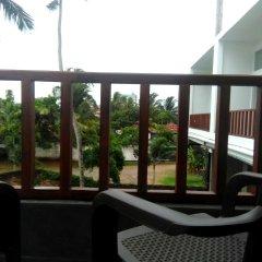 Hotel Star White Negombo балкон