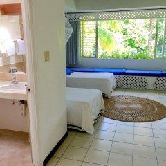 Отель Goblin Hill Villas at San San Ямайка, Порт Антонио - отзывы, цены и фото номеров - забронировать отель Goblin Hill Villas at San San онлайн ванная
