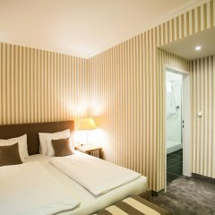 Ambra Hotel Будапешт комната для гостей фото 3