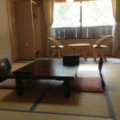 Отель Bergtour Marukita Хакуба комната для гостей фото 4