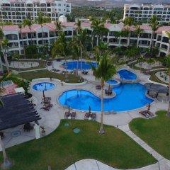 Отель Las Mananitas E3301 2 BR by Casago Мексика, Сан-Хосе-дель-Кабо - отзывы, цены и фото номеров - забронировать отель Las Mananitas E3301 2 BR by Casago онлайн бассейн