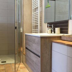 Отель Arianella B&B Penedes ванная