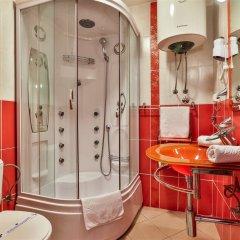 Отель Vila Imperija Черногория, Будва - отзывы, цены и фото номеров - забронировать отель Vila Imperija онлайн ванная фото 2