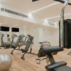 Отель NH Genova Centro фитнесс-зал фото 2