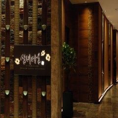 Отель Inter-Burgo Южная Корея, Тэгу - отзывы, цены и фото номеров - забронировать отель Inter-Burgo онлайн развлечения