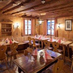 Отель Alte Post Швейцария, Давос - отзывы, цены и фото номеров - забронировать отель Alte Post онлайн питание