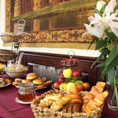 Бутик-отель King Charles Residence Прага питание