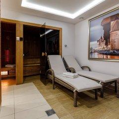 Отель Apartamenty Przytulne OldNova - OLD TOWN Гданьск сауна