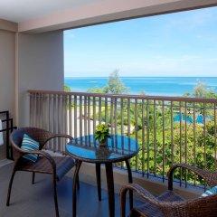 Отель Hyatt Regency Phuket Resort Таиланд, Камала Бич - 1 отзыв об отеле, цены и фото номеров - забронировать отель Hyatt Regency Phuket Resort онлайн балкон