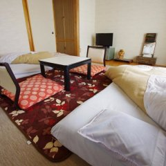 Отель Hakuba Ski Kan Хакуба комната для гостей фото 5
