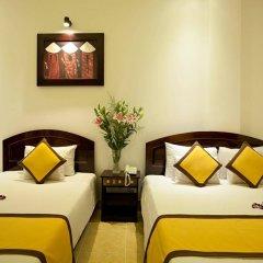 Hai Au Boutique Hotel & Spa сейф в номере
