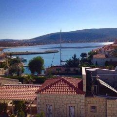 Lapis Port Sorf Hotel Чешме приотельная территория