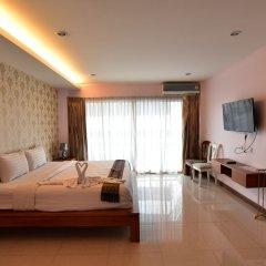 Апартаменты Kaewfathip Apartment Паттайя фото 9