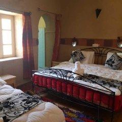 Отель Kasbah Bivouac Lahmada Марокко, Мерзуга - отзывы, цены и фото номеров - забронировать отель Kasbah Bivouac Lahmada онлайн комната для гостей фото 3