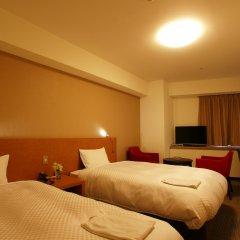 Отель Century Art Хаката комната для гостей