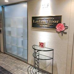 HOTEL UNIZO Hakataeki Hakataguchi Хаката интерьер отеля фото 3