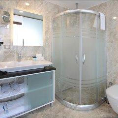 Forum Suite Hotel Турция, Мерсин - отзывы, цены и фото номеров - забронировать отель Forum Suite Hotel онлайн ванная фото 2