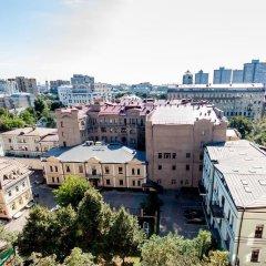 Апартаменты Apartment Nice Novinskiy Bulvar балкон