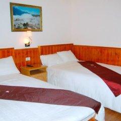 Отель Sapa Impressive Hotel Вьетнам, Шапа - отзывы, цены и фото номеров - забронировать отель Sapa Impressive Hotel онлайн комната для гостей фото 3
