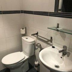 Отель Hostal Rica Posada ванная
