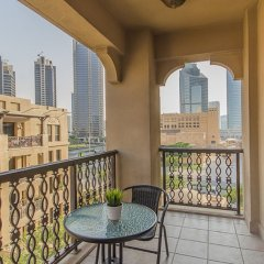 Отель DHH - Reehan 7 балкон