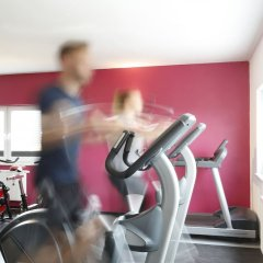 Отель DORFHOTEL Sylt фитнесс-зал фото 2