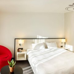 Отель Park Inn by Radisson Brussels Midi Бельгия, Брюссель - 5 отзывов об отеле, цены и фото номеров - забронировать отель Park Inn by Radisson Brussels Midi онлайн комната для гостей фото 4