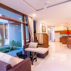 Отель Green World Hoi An Villa Вьетнам, Хойан - отзывы, цены и фото номеров - забронировать отель Green World Hoi An Villa онлайн комната для гостей