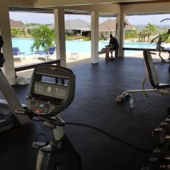 Отель Ocho Rios Villa at Coolshade IX фитнесс-зал