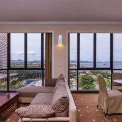 Отель Ambassador City Jomtien Pattaya - Ocean Wing комната для гостей фото 5