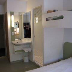 Отель Ibis Budget Liège ванная
