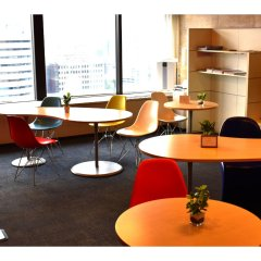 Tokyo Central Youth Hostel Токио питание