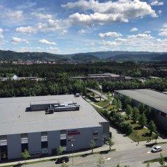 Отель Quality Hotel Panorama Норвегия, Тронхейм - отзывы, цены и фото номеров - забронировать отель Quality Hotel Panorama онлайн парковка